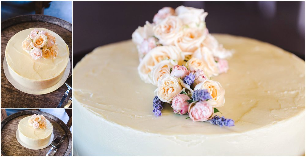simmone logue wedding cake