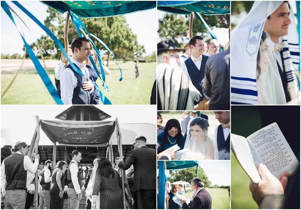 orthodox jewish wedding polo club sydney
