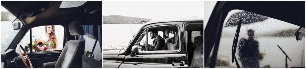 english black cab wedding