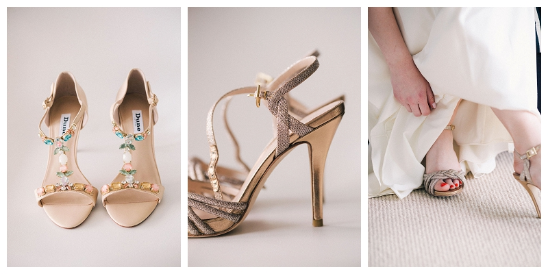 Pelle Moda wedding shoes