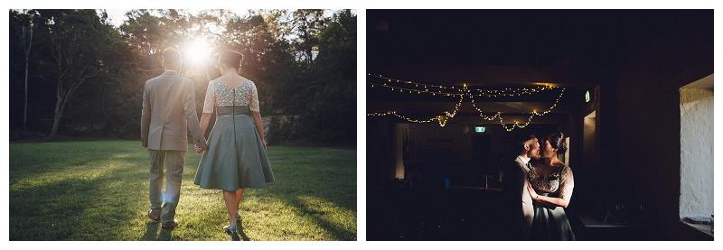 the barn scout hall mosman bay wedding