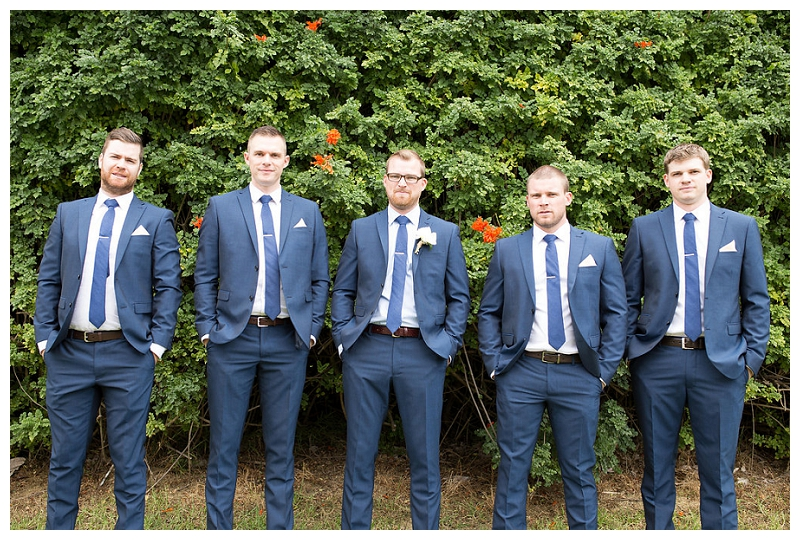 Men's Wedding Attire
