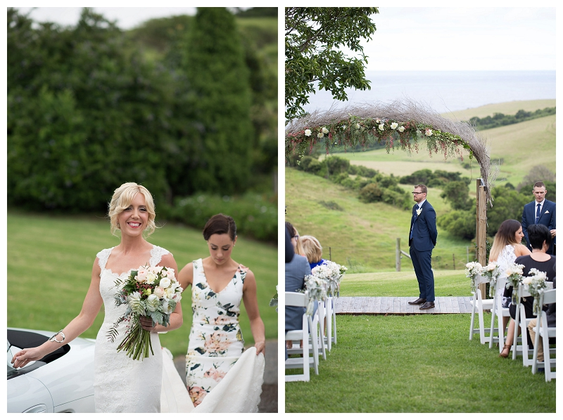 Bush Bank, Kiama Garden Wedding