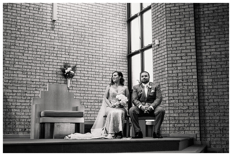 Wedding at St Paul the Apostle Parish