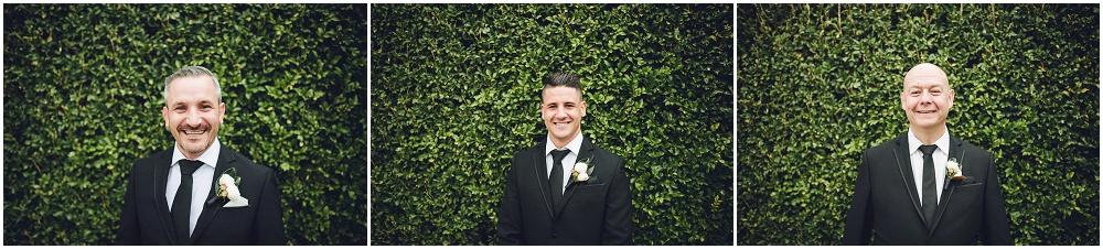 Black Wedding Tuxedos