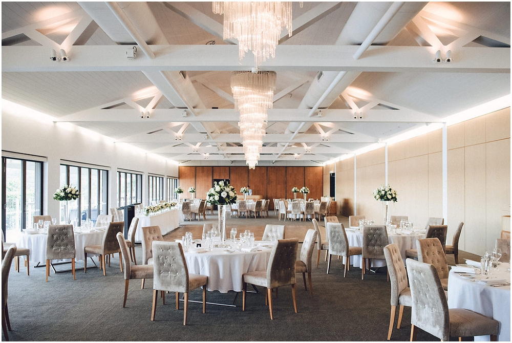 Wedding Reception at Sergeant's Mess in Chowder Bay