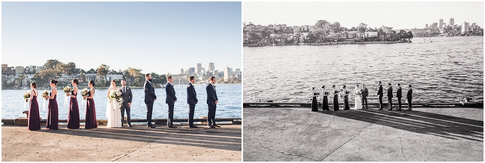 Wedding Photo Shoot at Doltone House in Pyrmont, Sydney