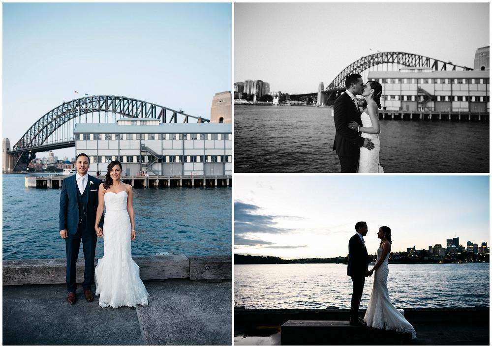 Park Wedding at Sydney Observatory Hill Park