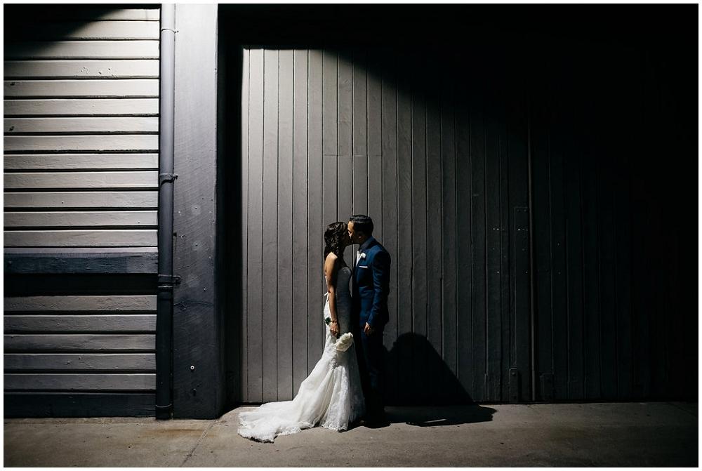 Stunning Wedding Portrait