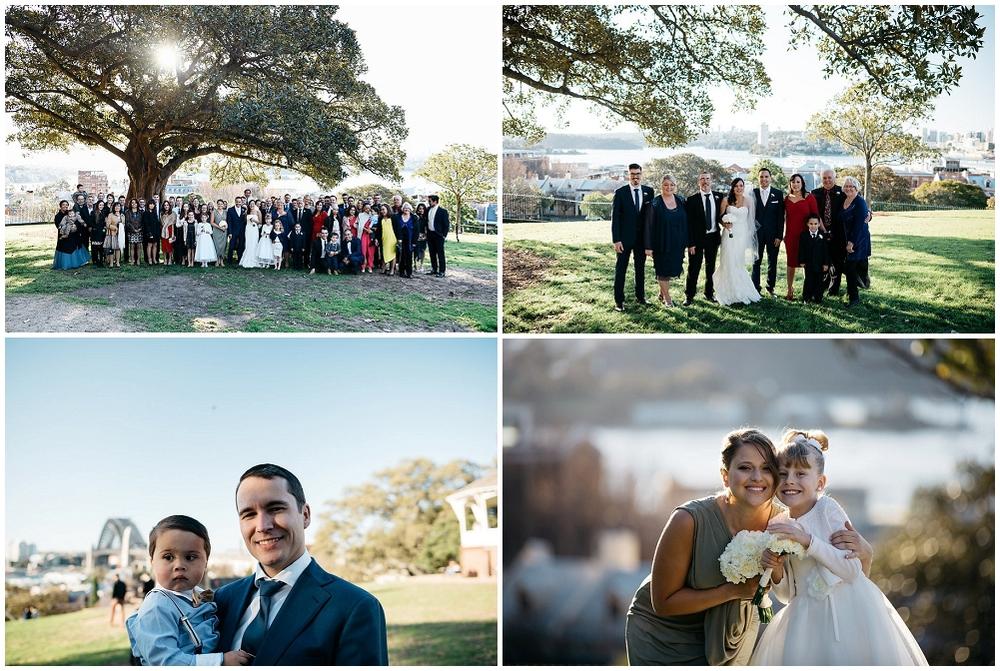 Family Wedding Photo Shoot