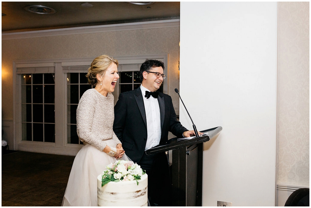 Dunbar House in Watsons Bay Wedding