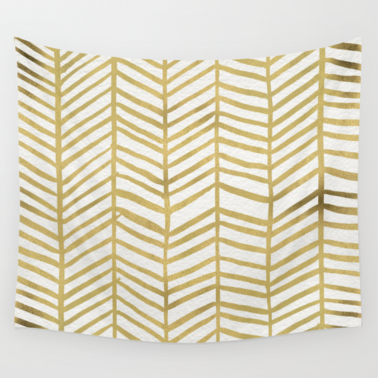 gold herringbone photo booth backdrop