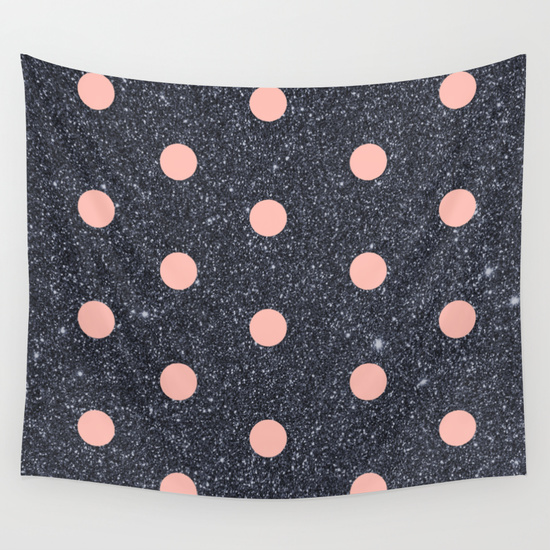 pink spot photo booth backdrop