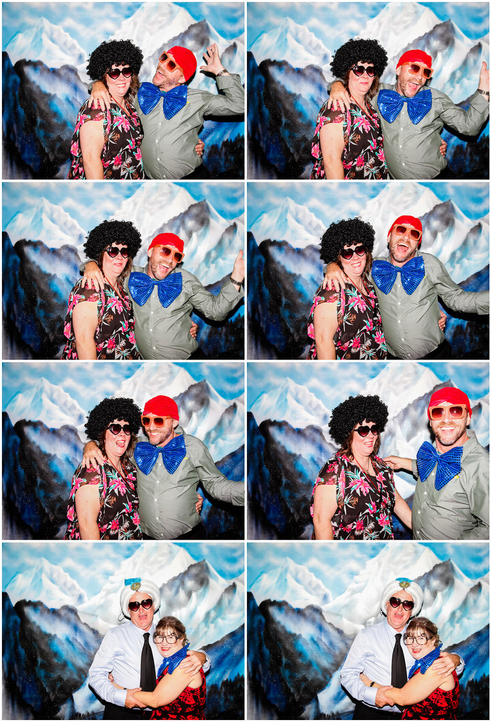 Berambing wedding photo booth