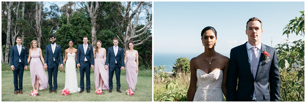 Panorama House Bulli Tops wedding photographer