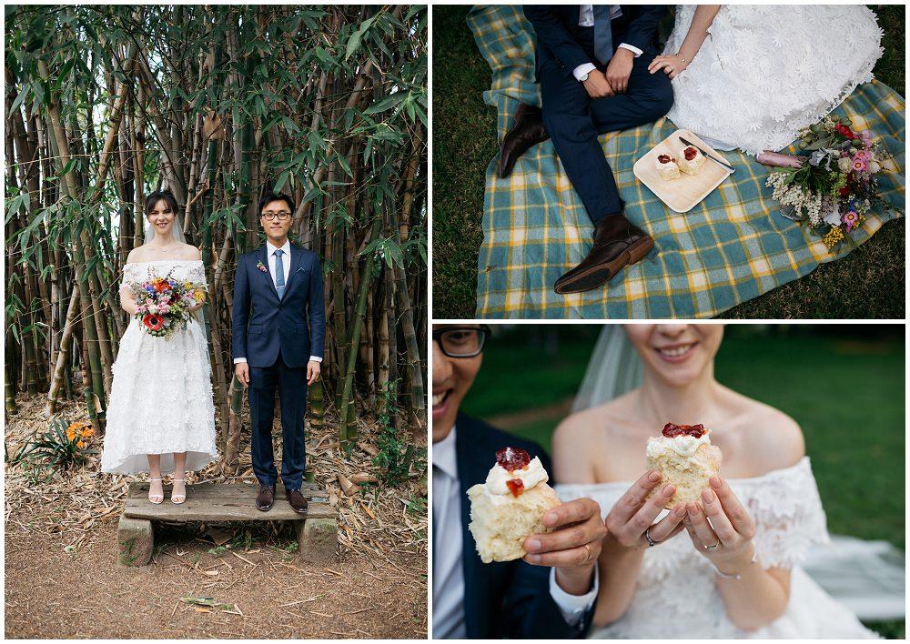 Elizabeth Farm wedding