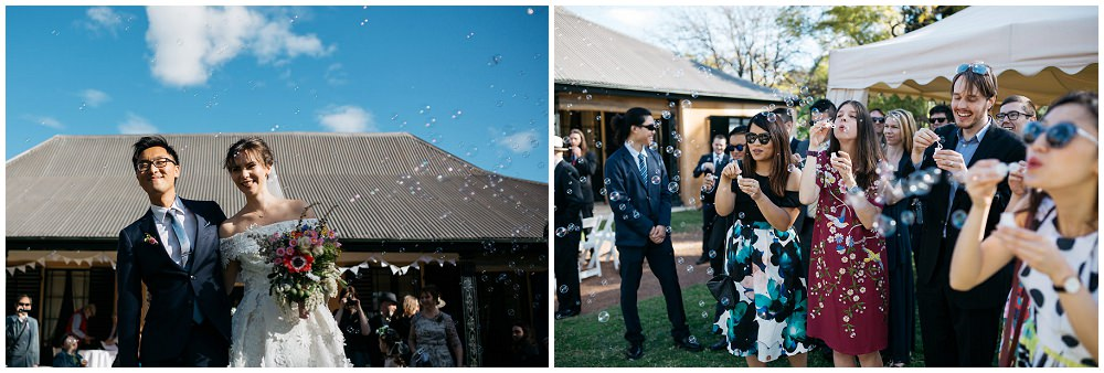 Elizabeth Farm Sydney wedding