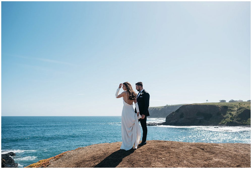 Red Hill Victoria wedding