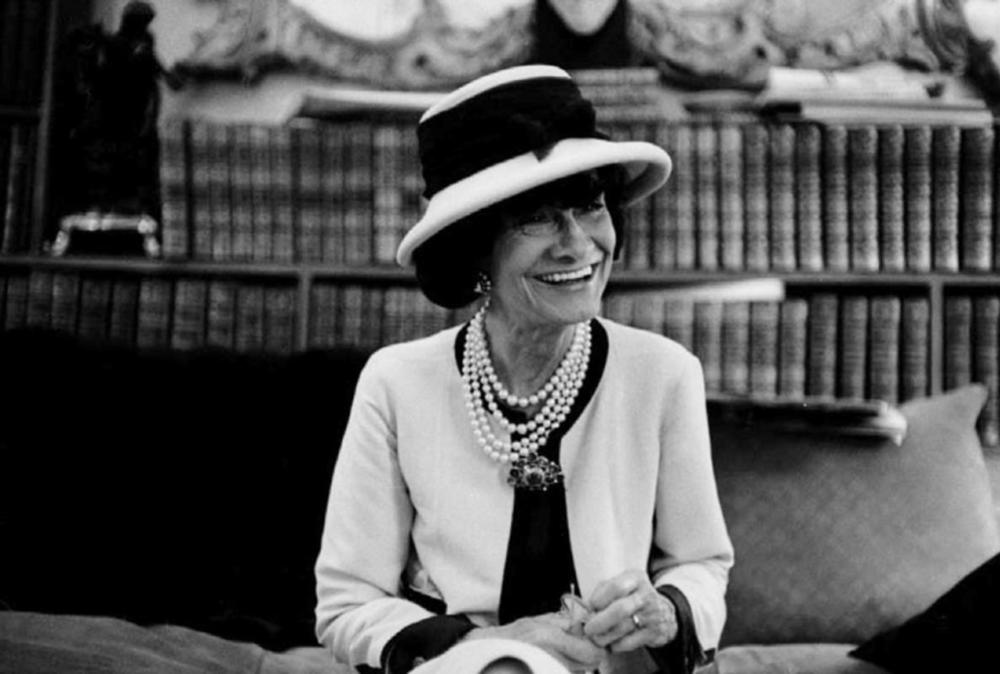Coco Chanel  is one of France's most celebrated  fashion designers .  She is most know for her famous fashion brand, Chanel, and being a style icon with an edgy outlook on life.  Image Credit: kickfeed.co