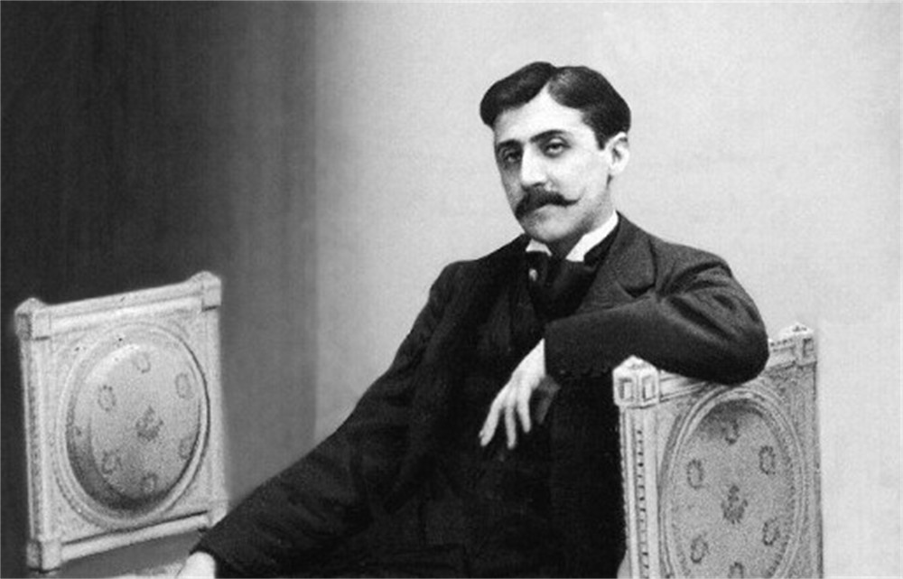 Marcel Proust  was a  French writer  most famous for his novel  Ála recherche du Temps Perdu.  Image Credit: penamerican.tumblr.com