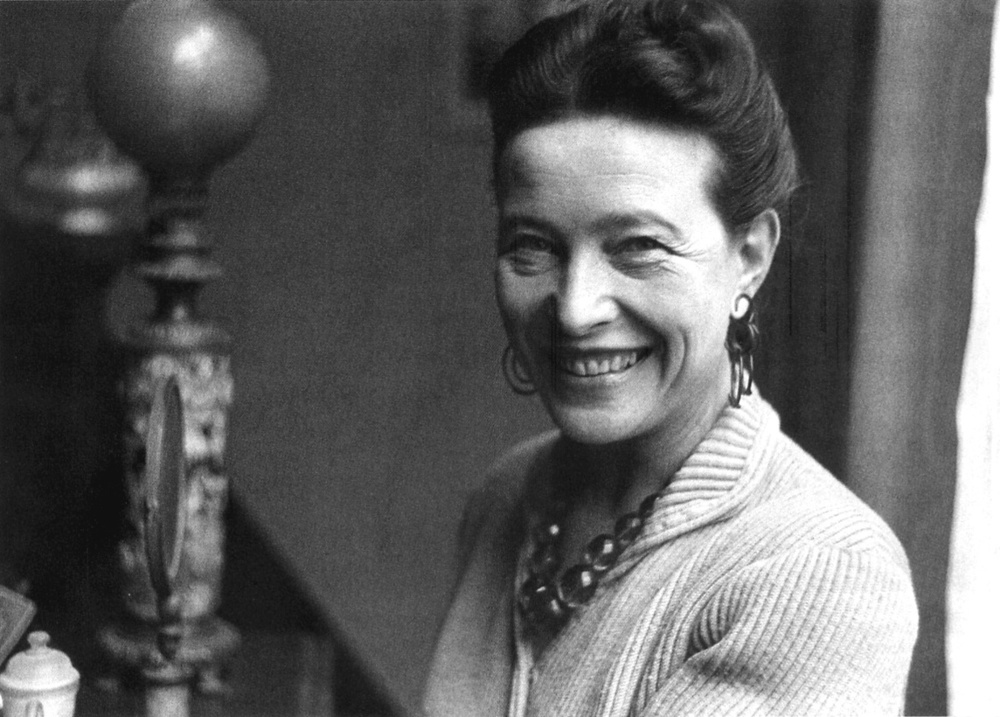 Simone de Beauvoir  was a  French writer ,  intellectual , and  feminist  most notable for her treatise,  The Second Sex . Image Credit: manchesterhistorian.com