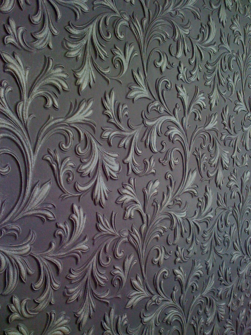 Lincrusta Wallpaper Diamond House Co For Contracting