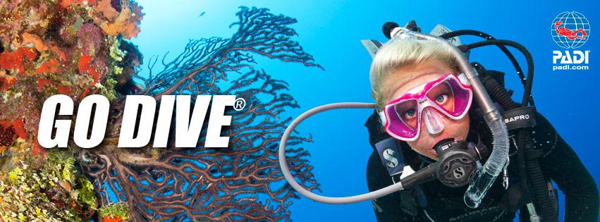 Mauritius è un posto fantastico per imparare ad immergerti