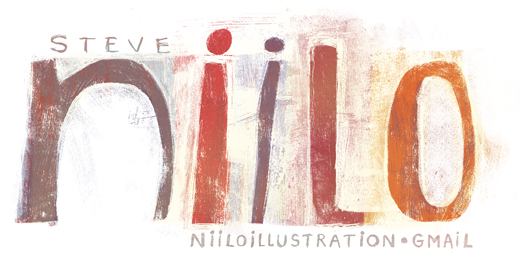 Steve Niilo Illustration