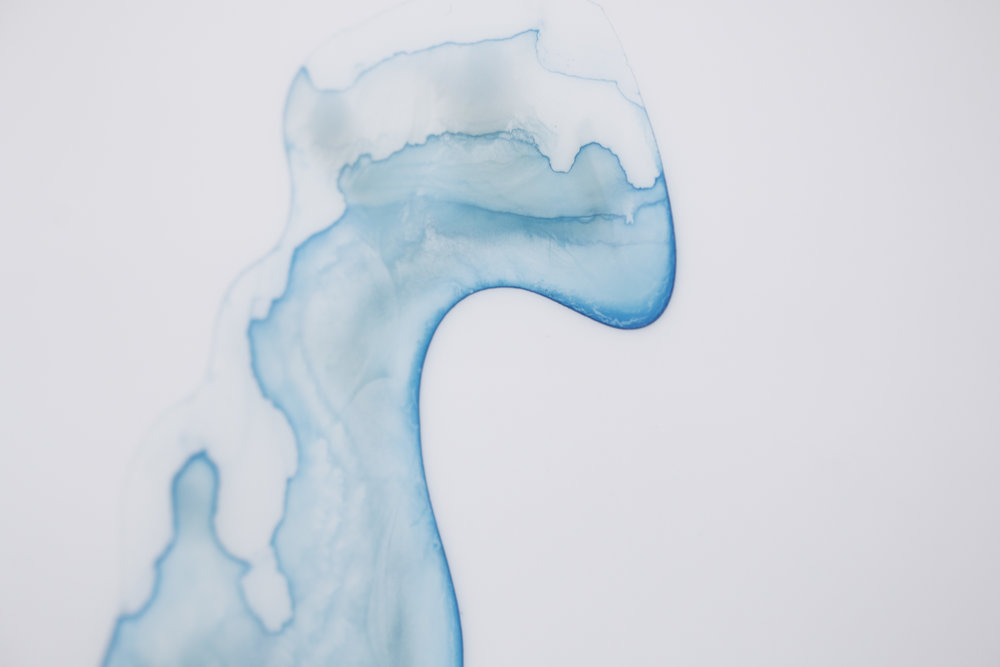 Sinking (also Rising) 3 (detail)
