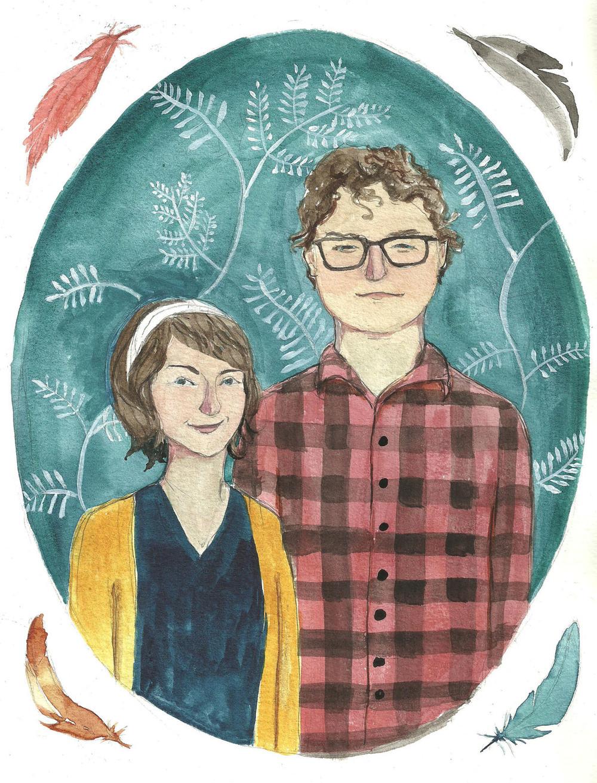 Elise & Nick, 2016