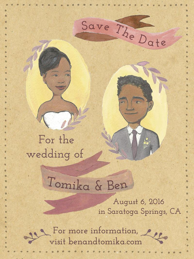 Tomika & Ben, 2016
