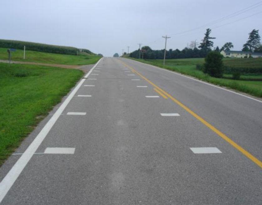 Traffic Markings - Transverse Markings