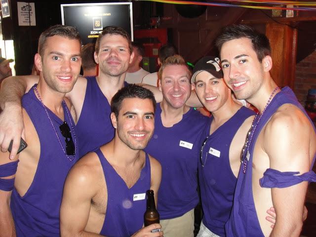 Gay men in new york