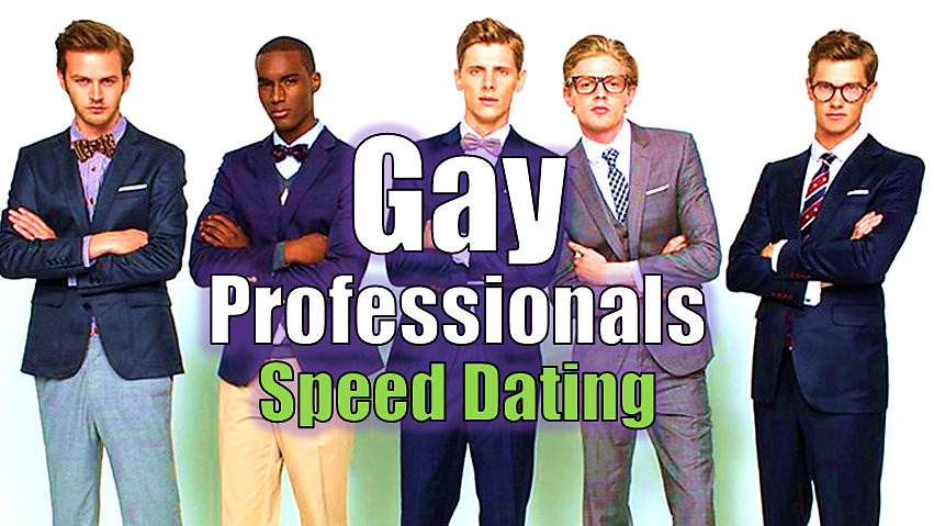 Gay Speed Dating TheMenEvent