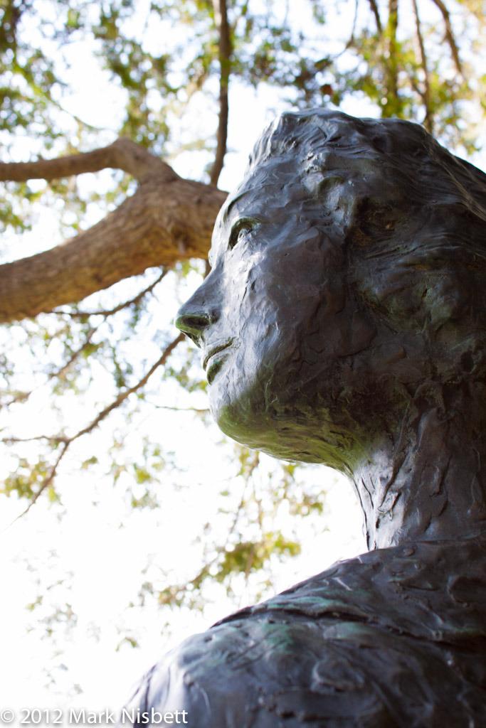 Camden, Maine - Statue