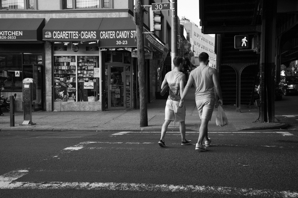 Love in Queens, July 2014.