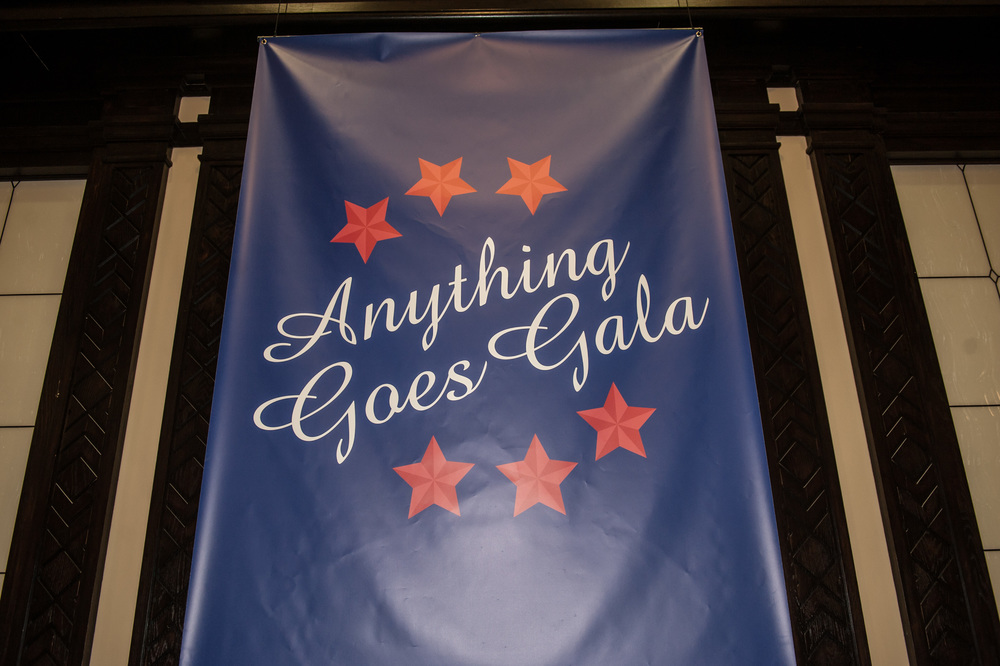 The 2015 Anything Goes Gala held at the Historic John Marshall Ballrooms was a night full of excitement and unforgettable memories! Photos by  Aaron Sutten