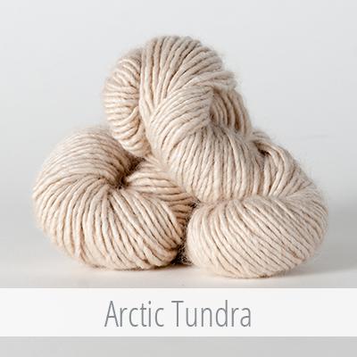 The Fibre Company's Organik in Arctic Tundra