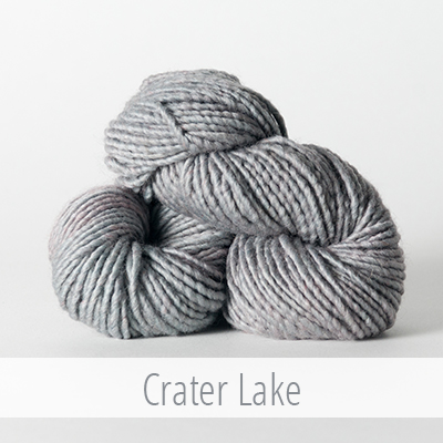 The Fibre Company's Organik in Crater Lake