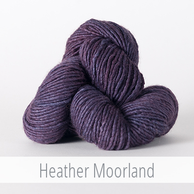 The Fibre Company's Organik in Heather Moorland