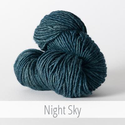 The Fibre Company's Organik in Night Sky
