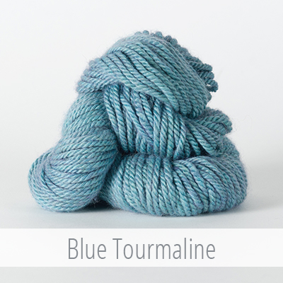 The Fibre Company's Road to China in Blue Tourmaline