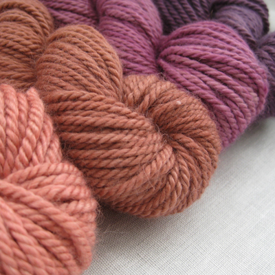 Spotlight On Road To China Worsted