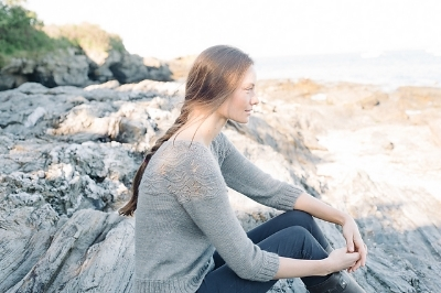 Sibella Pullover featuring Road to China Light