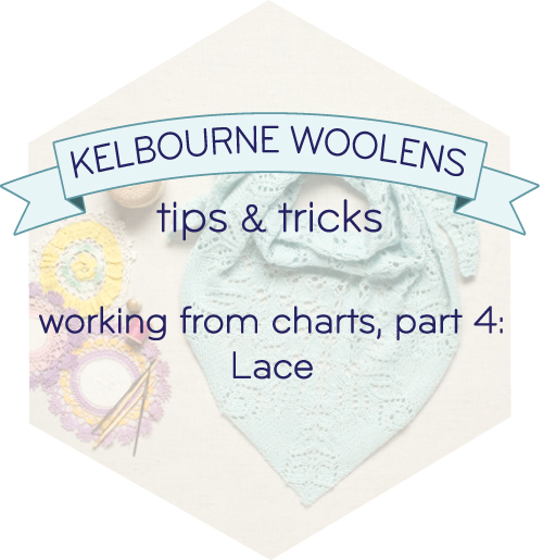 Tips And Tricks: Working From Charts / Lace