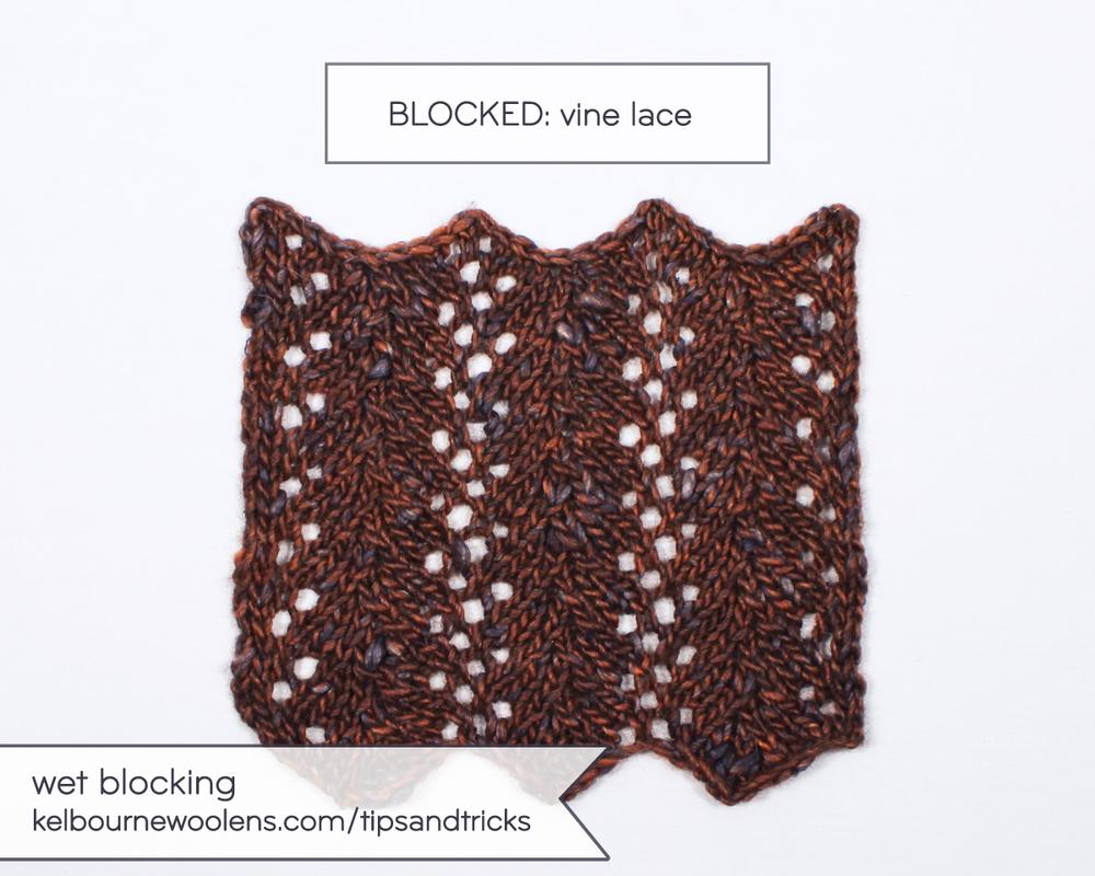 wet blocking_blocked vine lace.jpg
