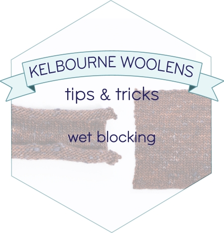 KW Tips and Tricks - wet blocking