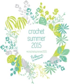 #crochetsummer2015