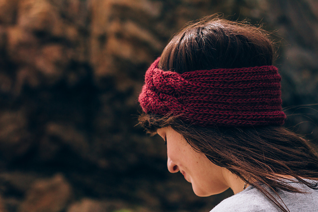 Rocquaine Bay Headband by Fiona Alice