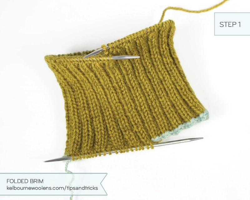 KW Tips + Tricks: Folded Brim